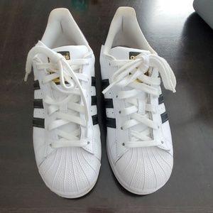 Adidas Superstar mens size 7
